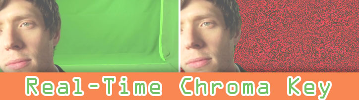 chroma key demo